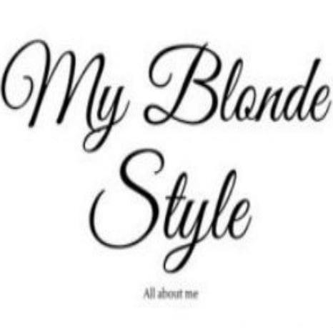 My Blonde Style